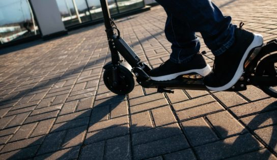 Was sind E-Scooter?