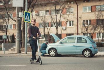 E-Scooter ab 15. Juni im Straßenverkehr erlaubt