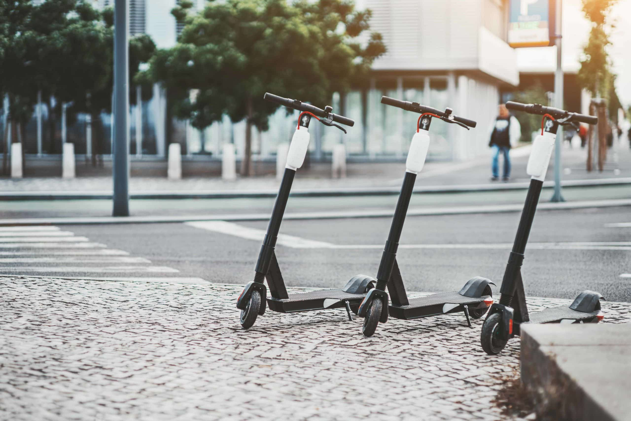 EScooter Szene - StVO Konforme E-Scooter Übersicht
