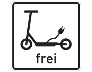 E-Scooter seit heute im Straßenverkehr erlaubt