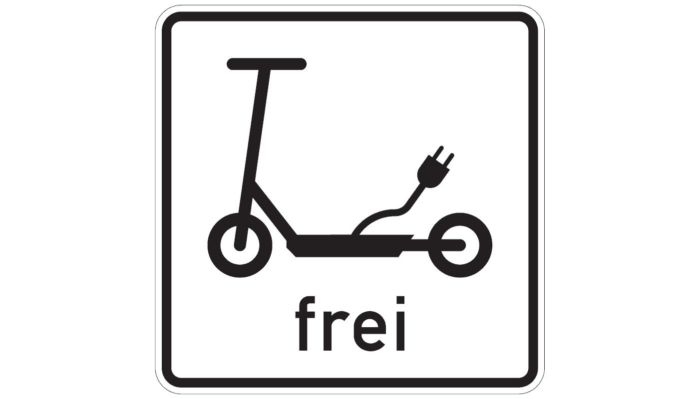 Elektrokleinstfahzeuge im Straßenverkehr erlaubt