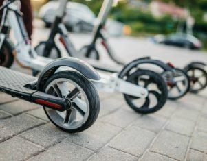 Übersicht E-Scooter mit Straßenzulassung