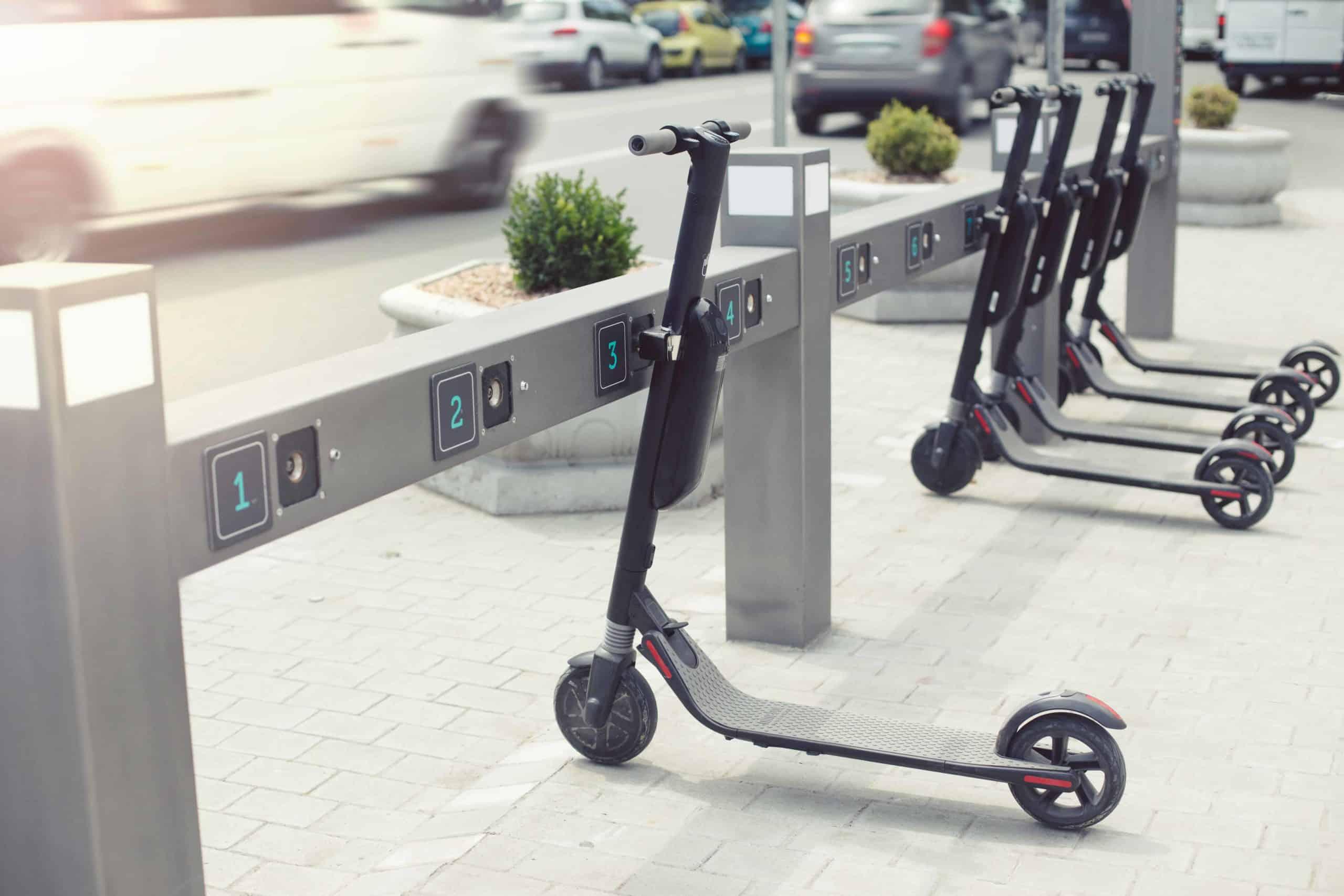 E-Scooter Verleih Preisübersicht