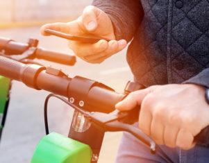 Zahlungsmethoden beim E-Scooter ausleihen