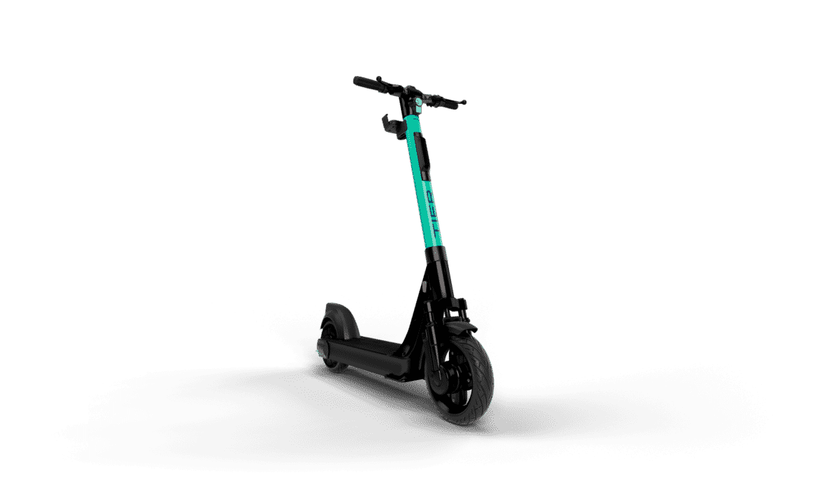 E-Scooter TIER neue Batterie