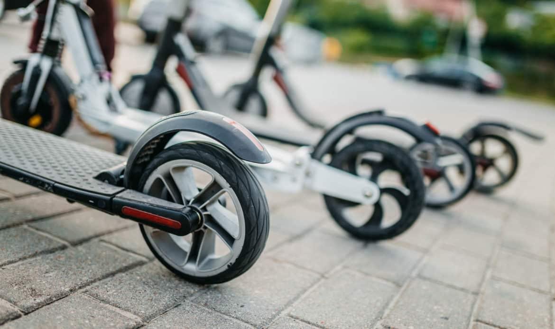 E-Scooter Reifen