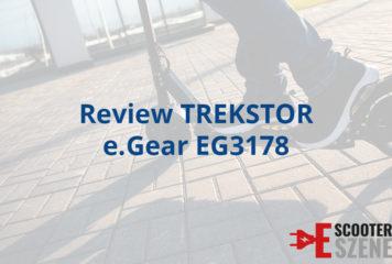 Review TREKSTOR e.Gear EG3178